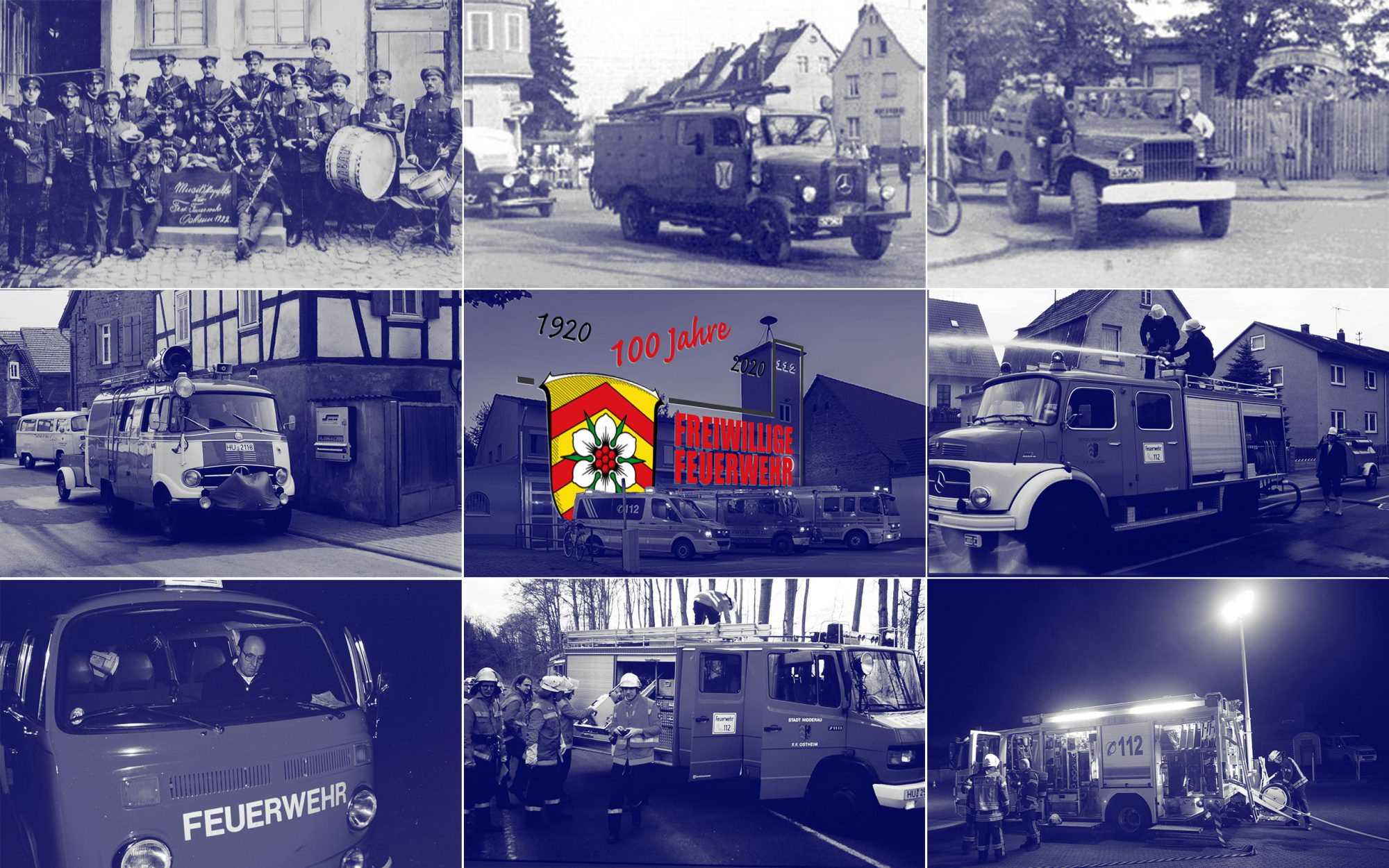 100 Jahre Feuerwehr Ostheim